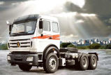 North Benz 6X4 Tractor Truckのための熱いSale Tractor