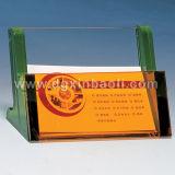 Porte-cartes nommé/cas acryliques