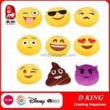 In het groot Zacht Speelgoed Al Nieuw Hoofdkussen van de Pluche Emoji