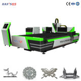 Popular CNC Laser Fiber Cutting Machine (GS-LFDS3015)