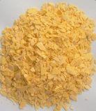 Flocons de jaune du sulfure 60% de sodium