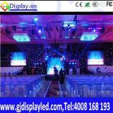 옥외 임대료를 위한 P4.81 풀 컬러 배경 LED 디지털 표시 장치