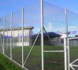 スポーツ裁判所(FR-4)のために囲う電流を通されたチェーン・リンク