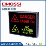 LEDの紫外線使用中のAVBの方法によって照らされるドアの印