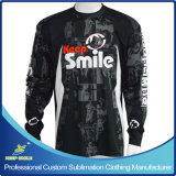 Custom Design Sublimation T-shirt de moto
