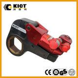 알루미늄 TI Alloy Material를 가진 Kiet Brand Hexagon Cassette Hydraulic Torque Wrench