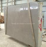 Recepción altamente Honed acabado del azulejo de mármol gris de China Shay