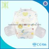 大人の赤ん坊によっては明るい赤ん坊のおむつによって印刷される綿のウエストのトレーニングの動悸が喘ぐ
