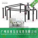 会合表(ML-01-HYB)のための現代鋼鉄机のフィート