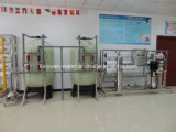 Osmosis Inversa 2 Etapa de acero inoxidable de destilación de agua de la planta