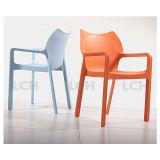의자를 식사하는 다중 색깔 PP