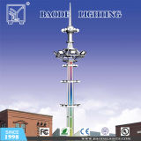 20m-40m Metal Halid Lamp Auto Lifting Device High Mast 폴란드 (BDG20M)