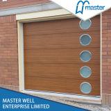 Súper aislamiento de madera panel de la puerta Venta de garaje