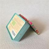 세제 포장 주석 상자