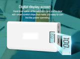 Plus-LCD-bewegliche Energien-Bank-Aufladeeinheits-externe Batterie-schnelle Aufladung 20000 Milliamperestunden-Richtung 6/6 für Telefone
