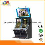 Машина игры искусства торгового автомата Novomatic зрелищности управляемая монеткой