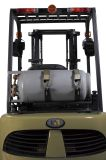 De Vorkheftruck van 3.0 LPG van de Ton met de Japanse Motor van Nissan