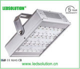 120W DEL Tunnel Lamp Meanwell Driver, Outdoor Use IP66 Tunnel Lamp avec du CE, UL, RoHS Certificate