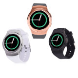 Teléfono elegante del reloj de Bluetooth del monitor del ritmo cardíaco de Gelbert G3