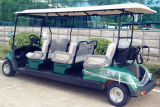 6 rotella Sleet Golf Cart con CE Approved