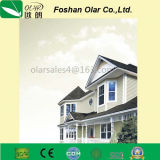 녹색 Construction Building Material Wall Panel (Siding 널)