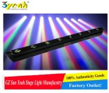 8PCS LED Beam Effect Moving Bar Light