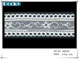 Ajuste africano del cordón de los accesorios de la materia textil para el sujetador y los pantalones