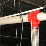 Гальванизированное силосохранилище с автоматическими подавая оборудованиями