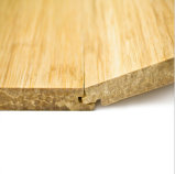 Suelo de bambú sólido para la instalación del suelo de interior