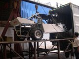 3000ccエンジンを搭載する4つのシートの砂のバギー