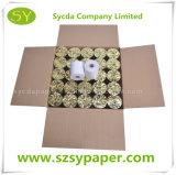 Papier thermosensible Rolls de papier de caisse comptable de ventes directes d'usine