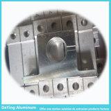 Commande numérique par ordinateur en aluminium d'usine et métal traitant le profil en aluminium