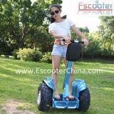 세륨 RoHS와 FCC Approved를 가진 Road Self Balancing Electric Chariot Scooter 떨어져 가장 새로운 4000W