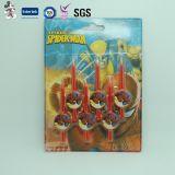 Kaarsen van uitstekende kwaliteit van de Laag van de Vervaardiging Diverse Model Dubbele Spiraalvormige Spitse