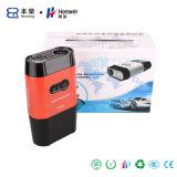 Câmera 1080P HD e 720p de DV com função do banco da potência