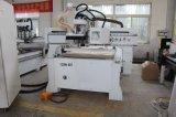 Grabador 1325 del CNC del huso del CNC 9kw Hsd del vacío de la zona de trabajo