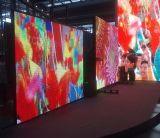 Farbenreiche Bildschirmanzeige-Baugruppe LED-P4 für Größe 320*160mm