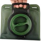 Camping Excursión Escalada 2L Militar Verde bolsa de la vejiga de agua