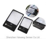 Fabrik-Preis Wholesales Pocket Objektiv-Vergrößerungsglas (HW-227)
