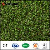 뗏장 30mm 정원을%s 녹색 인공적인 잔디 벽