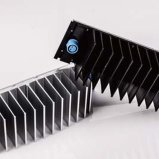 新しいモジュールデザインのWaterprrof 200W LEDの点のフラッドランプ