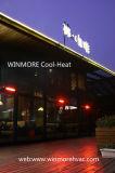 calentador infrarrojo del calentador eléctrico del calentador de la lámpara del halógeno 1500With2000With3000W para Garage/BBQ/Pubs