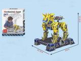 Le puzzle éducatif de DIY joue le puzzle 3D (H4551378)