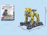 DIY educativo Puzzle Toys 3D Puzzle (H4551378)