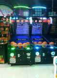 Het Ontspruiten van het Basketbal van de luxe de Machine van het Spel van de Simulator/de Machine van het Basketbal van de Straat van de Arcade