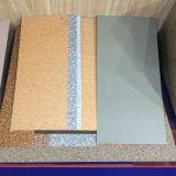 Panneau de mur en aluminium de matière composite de marbre de pierre décorative