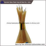 Migliore estensione Nano dei capelli dei capelli umani di punta 1g singola