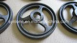 弁のねずみ鋳鉄の鋳造手車輪