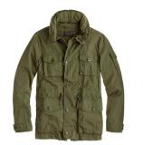 도매 OEM 남자의 분야 기계공 지퍼 Hoody 면 재킷