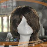 Breve parrucca piena di abitudine dell'unità di elaborazione dei capelli del Virgin